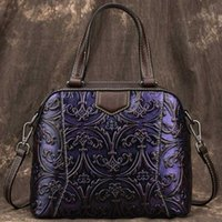 Handbag Luxurys Designer Tote Bag Branded crossbody Mini 2021 leather for ladies European and American first layer cowhide casual sh