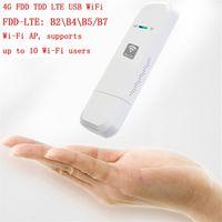 LDW931-L 4G 3G USB WIFI modem FDD LTE WiFi Router Wireless FDD-LTE B2,B4(AWS,1700MHz),B5(850MHz), B7 PK E8372h-517 210607