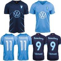 21 22 Malmö FF Soccer Jersey 2021 2022 مالمو Camisetas Ola Toivonen Anders Christiansen Isaac Kiese Thelin Markus Rosenberg Jonas Knudsen الصفحة الرئيسية قمصان كرة القدم