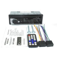 Autoradio Car Stereo Radio FM Aux Input Receiver USB JSD-520 12V In-dash 1 Din MP3 Multimedia Player Interior Decorations