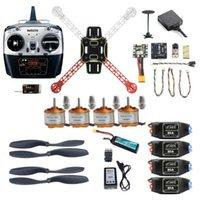 2.4G 8CH 310 330 360 Mini RC Quadcopter ARF RTF UNASGLING DIY DRONE FPV Aktualisierbare W / RADIOLINK PIX M8N GPS HOLD DRONES