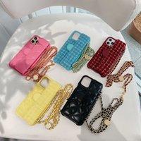 Luxurys Designer Mobiltelefonhüllen iPhone 7P 8P x x x xs xsmax 11 11PRO 11PROMAX 12 12PRO 12PROMAX 5 Farben Gut Nizza