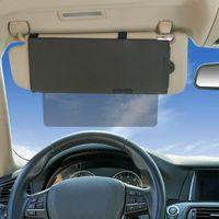 Автомобиль Sunshade Universal Sun Visor Visor Extrender Окно Регулируемое Усиливание блока против бликов