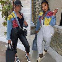 Women's Jackets Cropped Top Denim Jacket Women Clothing Winter Coat Designer Jean
