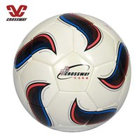 Soccer Ball Traditional Football Balls Official Game Size 5 Thermal Bonded with Pump for Men Professional Competition Match Training Practice