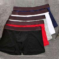 Designers marca mens boxer homens cuecas brief para homem underpant sexy underwear boxers boxers algodão underwears shorts 3 peças vêm com caixa