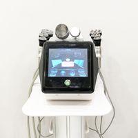 8 in 1 40K Ultrasonic Cavitation Machine Vacuum RF Radio Frequency Skin Care Liposuction Body Shaping Slimming Beauty Salon Spa Equipment