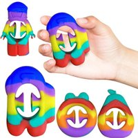 Fidget Toy Party Grip Snap Hand Antistress simple Decompression Squeeze Toys