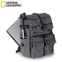 National Geographic NG W5070 حقيبة كاميرا حقيقية حقيبة السفر في الهواء الطلق حقيبة DSLR حقيبة الظهر 201119