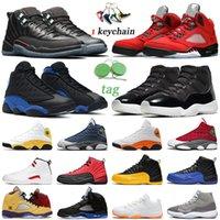 nike air jordan retro Scarpe da basket da uomo 11s Jubilee 12s Dark Concord Reverse Flu Game 13s Hyper Royal Red Flint da donna scarpe da ginnastica sportive da ginnastica