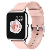 مكالمات بلوتوث P22 الذكية ووتش الرجال النساء للماء smartwatch لاعب لمفاصل oppo android apple xiaomi