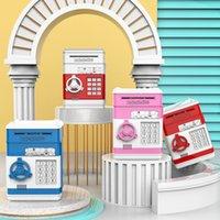 Eletrônico Mealheiro Caixa de Dinheiro Caixa de Dinheiro Caixa de Moedas Caixa de Caixa Com Poupança Automática BankNote ATM de depósito ATM Safe Music H8E5 682 V2