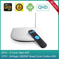 Leadcool Q1304 Установите верхнюю коробку 2.4G WiFi Android 9.0 Media Box HD 2.0 S905W Quad Core 1G 8G 2G 16G Media Player QHDTV Smart TV Box
