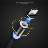 Magnetisches USB-Kabel Fast Ladetyp C Micro Customize Universal Port