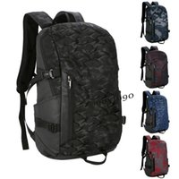 2019 New Mens Basketball Bag High Quality Outdoor Travel Bag Mens Stylist Large-capacity Backpack women fashion sports backpack