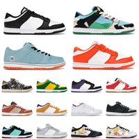 Nike sb dunk running shoes chunky dunky blackbrazil shadow syracuse black white dunks low chicago  men trainers sneakers