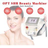 Remoción de pelo portátil IPL Láser Máquina de belleza de la piel Rejuvenecimiento del rejuvenecimiento del pigmento Tratamiento de acné 2 años de garantía