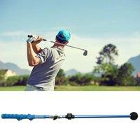 Trainer Golf Trainer Train Creational Side Swing Multicolor Tempo Инструменты Прочность Ускорение Улучшенная Практика СПИД