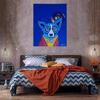 Pintura al óleo sobre lienzo Decoración para el hogar Handcrafts / HD Print Wall Art Foto de personalización es aceptable 2104306