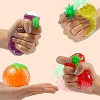 Fruit Jelly Water Squishy Cosas geniales cosas divertidas juguetes juguetes fidget anti estrés reliever diversión para niños adultos novedad regalos