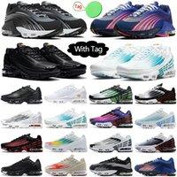 nike vapormax vapor max 2020 TN Plus 2019 حذاء ركض رجال ونساء ثلاثي أسود Be true رجل نسائي أحذية رياضية رياضية عدائين