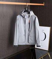 2021top Designer Herrenjacke Luxus Casual Sonnencreme Windjacke Hohe Qualität Outdoor Kleidung M-2XL
