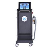 Tatoo Remover Makinesi Cilt Temizleme Picosecond Lazer Çiller Pigment Yönetimini Kaldır Akne Temizle Streç İşaretleri ND YAG SORUMLULUK