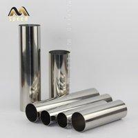 Carro styling 89mm tubo de escape de escape cauda 304 material de soldagem de aço inoxidável de aço inoxidável