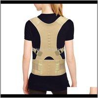 Corretor de volta ombros retos cinta cinta correta óssea correta postura de postura de clavícula cinto lf3xz mpemj