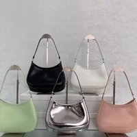 2021 new Cleo Underarm bag shoulder bags handbags High quality Crossbody bag Heart-shaped decoration Tarpaulin Genuine Leather bag wholesale