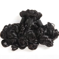 Cuticule aligné vierge bouclés cheveux funmi printemps courbure romance curl cheveux 8-30inch extensions de cheveux humains bouclés