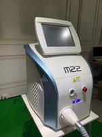 Epilator M22 OPT Profession skin rejuvenation vascular treatment permanent hair removal IPL laser facial care machine