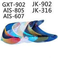 Motorcycle Helmets Special Links For Lens!flip Up Helmet Shield JK-902 JK-316 GXT-902 Full Face Visor 4 Colors