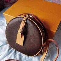 2021 Workawe круглые хлебные сумки дизайнер Женщина Сумки на плечо классические тиснение письма кошелек вечерняя муфта женские талии сумка