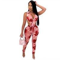 Vestidos casuales Vestido Summer Slim U Cuello Tarde Sexy Bodycons Slim Womens Comfort Flacny Dyeing Impresión para el club de fiesta Modelo de vestir para mujer