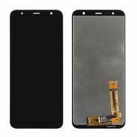 YYX الأصلي الهاتف اللمس لوحات إصلاح لسامسونج غالاكسي J4 J6 بلس برايم J610 J415 محول الأرقام شاشة LCD استبدال شاشة عرض أجزاء مع الإطار
