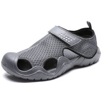 Летнее 2021 Большой Размер 48 Мужские Женщины Сандалии Обувь Обувь на открытом воздухе Пешие прогулки Водостепение Водные виды спорта Упражного тренера Sandal Beach Код обуви: 37LD-X18