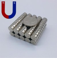 100 шт. D10x4mm Супер сильный Neo NeoDymium d10x4 магнит 10 * 4 мм N35 магнит, D10 * 4 постоянный магнит 10x4 мм редкоземельный магнит диаметром 10 ммx4 мм, 10х4