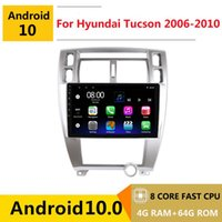 Player 8 Core Android 10 Car DVD Multimedia GPS For Tucson 2006 2007 2008 2009 2010 Radio Auto Stereo Navigation