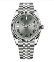 Роскошные часы, автоматическое, механическое движение, из нержавеющей стали Удобная корпус для часов, складной пряжки, сапфировое стекло, мужское дело, оптом и в розницу