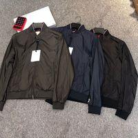 Стойка воротника полета мужская куртка 21ss Куртки Высокое Качество Бренд Пальто повседневной улицы Люквины дизайнерские пальто NFC мода Hombre
