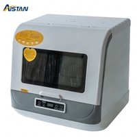 DWS-T05 Contador Mini lavavajillas eléctrico Lavadora de placas Lavadora de cocina para uso doméstico