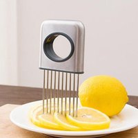Onion Holder Slicer Peeler Grater Vegetables Cutter Tools With 5 Blade Carrot Grater Onion Vegetable Slicer Kitchen Accessories FWd7230
