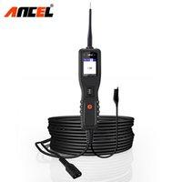 Ancel PB100 Auto Batterij Tester Diagnostic Tool 12V / 24 V Power Probe Circuit Elektrische Geïntegreerde Automotive Scanner Tools