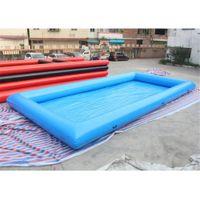 تجاري نفخ المياه بركة الهواء في مهب معدات السباحة العائمة للمشي Zorb الكرة ألعاب