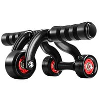 Ab Wheel Roller Exercise For Home Gym-Fitness Equipment&Accessories Yoga Mats