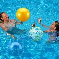 Piscine Accessoires Funny Beach Natation Jouets Ball Le match Ultimate pour le passage sous-marin 9inches
