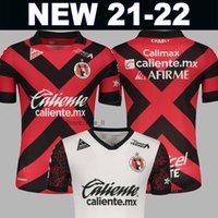 21 22 Liga MX Club Tijuana 홈 멀리 축구 유니폼 Manotas 9 Rodriguez Barbona 30 Rivera 14 Ruiz 19 Martinez 10 2021 2022 Jersey 축구 셔츠