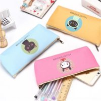 fn2d case stationery stationery boxbox pencil case student small gift pencil bags tutoring training class advertising enrollment can be pri