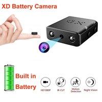 Веб-камеры Mini Secret Camera Full HD 1080P Home Security Camcorder Night Vision Micro Cam Detection Video Diseword